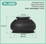 PL-2806 Protective rubber