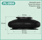 PL-2804 Protective rubber